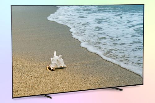 Philips 55OLED706 доступный 4K телевизор 2021