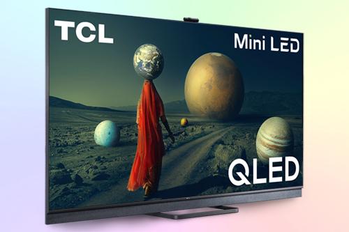 TCL 65C825 4K телевизор с подсветкой mini LED