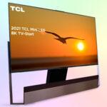 TCL 85X925 PRO — флагманский телевизор 8K с Mini LED подсветкой