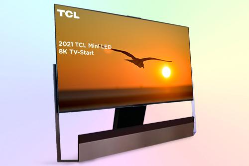 TCL X925 PRO флагман 8K с минисветодиодной подсветкой