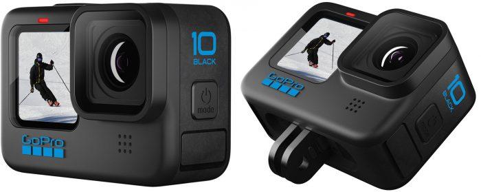 GoPro Hero 10 Black - обзор