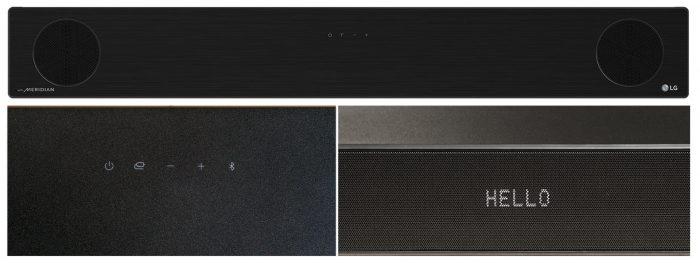 LG SPD7Y - дизайн
