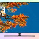 Philips 55OLED856 с HDMI 2.1 и Ambilight из серии OLED 8