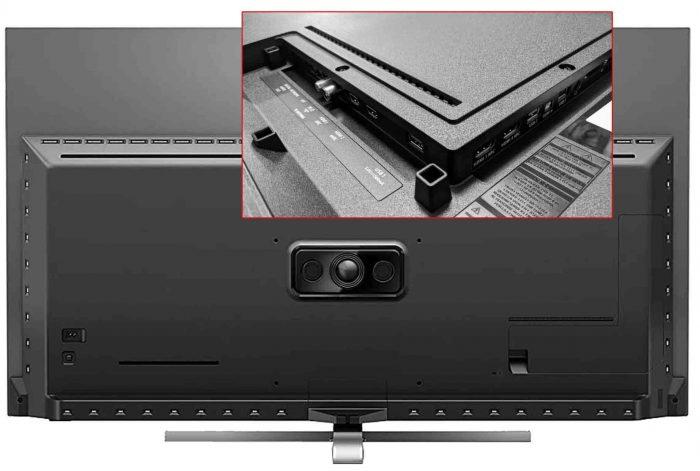 Philips OLED856 интерфейсы