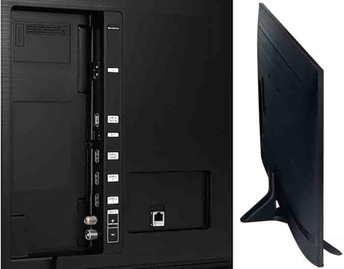 Samsung UE55AU7560 интерфейсы