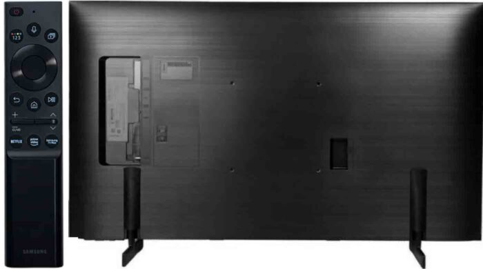 Samsung UE55AU8040 дизайн