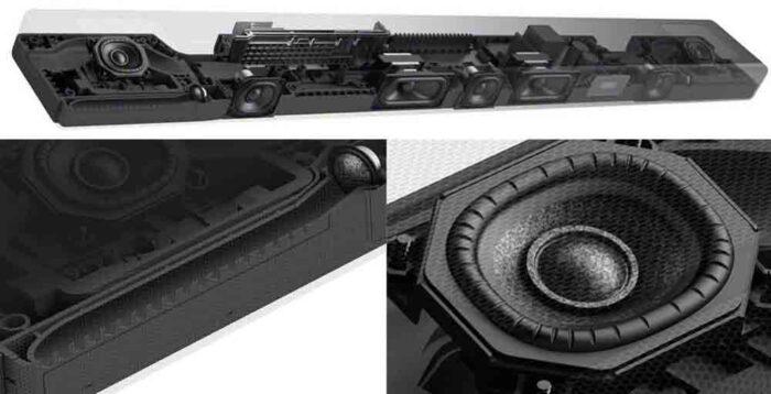 Sony HT-A5000 дизайн