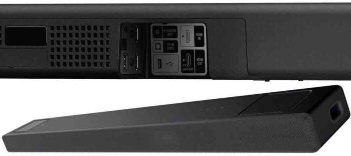 Sony HT-A5000 интерфейсы
