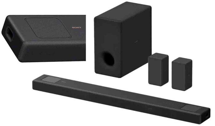 Sony HT-A5000 обзор