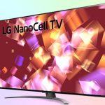 LG 55NANO816PA обзор NanoCell телевизора из серии NANO81