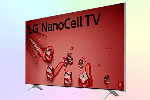LG 43NANO776PA бюджетный 4К телевизор 2021