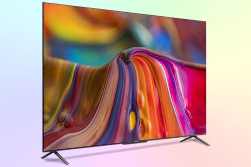 TCL 55C725 4К QLED телевизор на Android 11