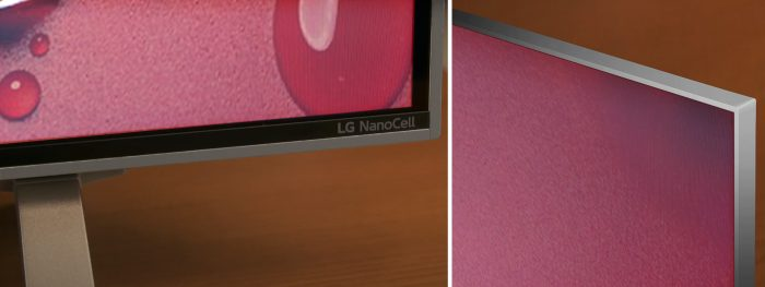 LG 43NANO776PA - дизайн