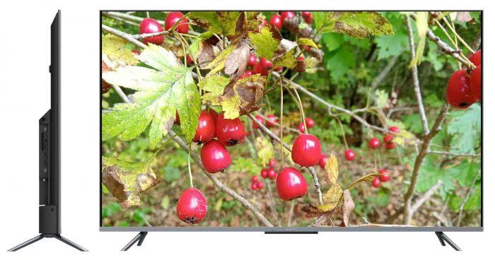 Xiaomi TV Q1E дизайн