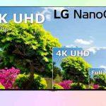 LG 55NANO956PA — обзор NanoCell телевизора из NANO95 2021